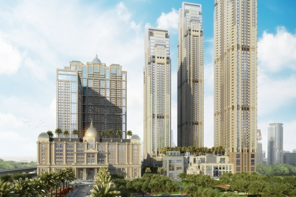 Two Thirds of Al Habtoor City's Hotel Collection Now Open: Final Hotel to...