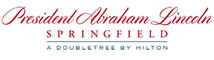 The President Abraham Lincoln Springfield – A DoubleTree by Hilton Hotel